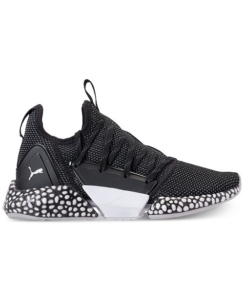 88953b175562 Puma Women s Hybrid Rocket Runner Casual Sneakers from Finish Line ...