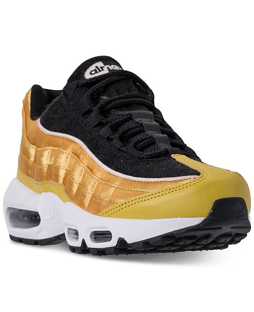 the latest c1491 e44b5 Nike Women s Air Max 95 LX Casual Sneakers from Finish ...