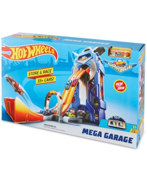 Mattel Hot Wheels Mega Garage