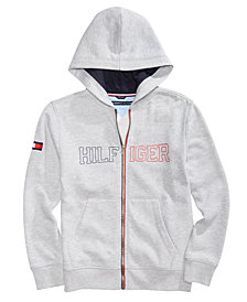 Tommy Hilfiger Little Boys Graphic-Print Hoodie