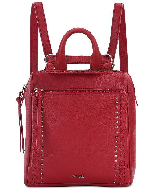The Sak Loyola Convertible Small Leather Backpack   Reviews ... 9dd6f70b275d7