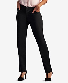 Relaxed Fit Straight Leg Pant