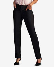 Lee Platinum Stretch Twill Straight-Leg Pant