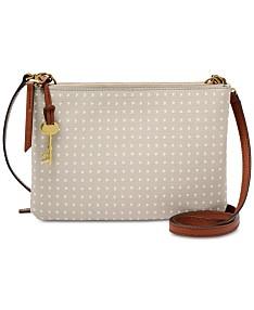 Fossil Handbags & Purses - Macy's
