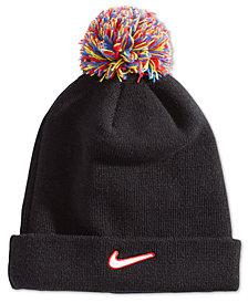 Nike Little Boys Pom-Pom Beanie Hat