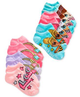 Angry Birds Stripe socks for Kids Toddler Boys Girls 3T-5T 5T-7T 7T-9T