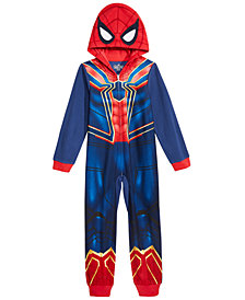 Spider-Man Big Boys 1-Pc. Spider-Man Parajams