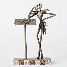 CLOSEOUT! Enesco Jim Shore Harvest Jack Skellington