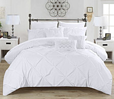 Chic Home Hannah 10 Piece Queen Comforter Set