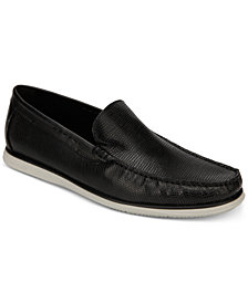 Kenneth Cole Men's Textured Cyrus Slip-Ons