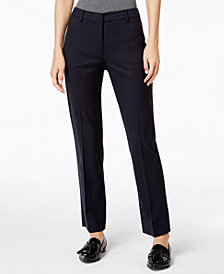Weekend Max Mara Maga Straight-Leg Trousers