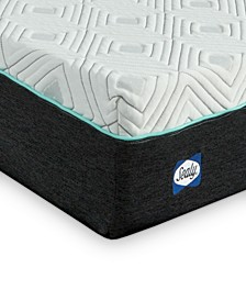 "to Go 10"" Plush Memory Foam Mattress, Mattress in a Box- Twin XL"