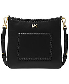 MICHAEL Michael Kors Gloria Pocket Stitched Crossbody