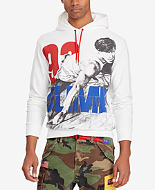Polo Ralph Lauren Men's Hi Tech Double Knit Hoodie