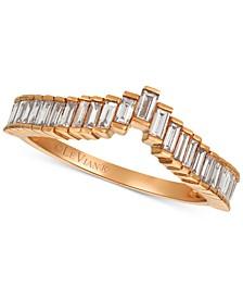 Baguette Frenzy™ Diamond Ring (1/2 ct. t.w.) in 14k White Gold
