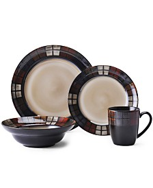 Pfaltzgraff Calico 16-Pc. Dinnerware Set