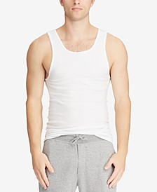 Men's Big & Tall 2-Pk. Cotton Tank Tops