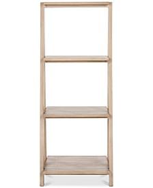 Deitria Scandinavian 3-Tier Shelf