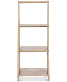Deitria Scandinavian 3-Tier Shelf, Quick Ship
