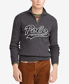 ed755527eddc ... half zip sweater 340b4 4b982  order polo ralph lauren mens bi. 3972d  9775b