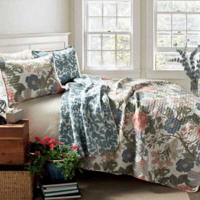Sydney Full/Queen Quilt 3Pc Set