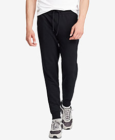 Polo Ralph Lauren Men's Big & Tall Double-Knit Jogger Pants