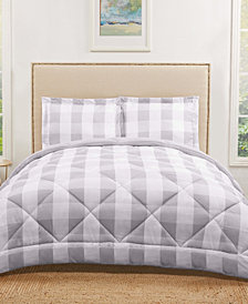 Truly Soft Everyday Buffalo Plaid Twin XL Comforter Set