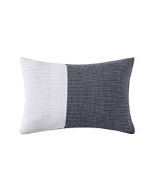 "Oceanfront Resort Sunwashed Isle 12"" x 18""  Decorative Pillow"