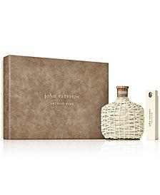 John Varvatos Men's 2-Pc. Artisan Pure Gift Set