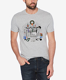 Original Penguin Men's Fireside Chats Graphic T-Shirt