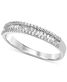 Diamond Baguette Band (1/4 ct. t.w.)