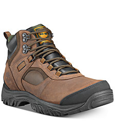 Timberland Men's Mt. Major Hikers, Created for Macy's