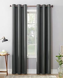 "Montego 48"" x 84"" Grommet Top Curtain Panel"