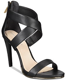 Kenneth Cole New York Women's Brooke Cross Sandals