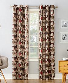 """Lichtenberg Regis Woven Curtain 48"""" x 84"""" Panel"""