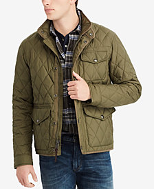 Polo Ralph Lauren Men's Big & Tall Quilted Jacket