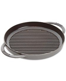 "Staub 12"" Pure Grill Pan"