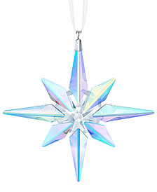 Swarovski Crystal Star Ornament