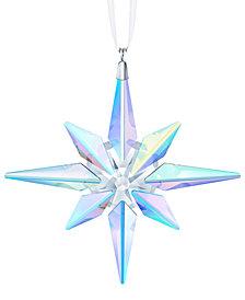 Swarovski Crystal Star Ornament