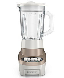 Black & Decker PowerCrush Multi-Function Gold Blender