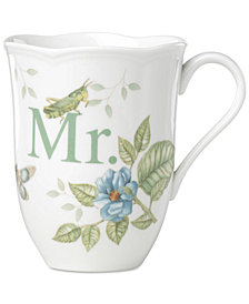 "Lenox Butterfly Meadow ""Mr."" Mug"