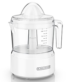 Black & Decker CJ650W 32-Oz. Citrus Juicer