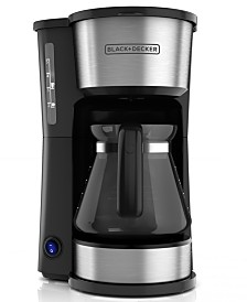 Black & Decker 4-In-1 Drip Coffeemaker