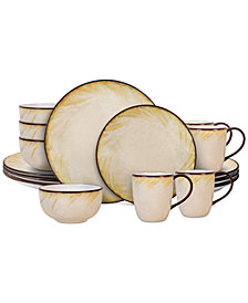 Fitz and Floyd Fattoria 16-Pc. Dinnerware Set