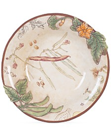 Fitz and Floyd Fattoria Serving Bowl