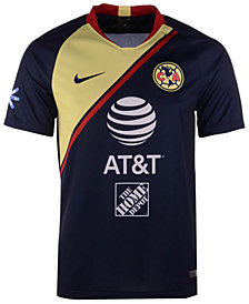 Nike Men's Club America Club Team Away Stadium Jersey