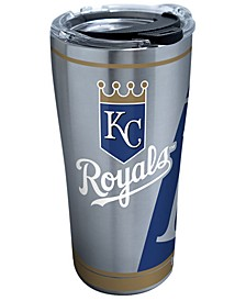 Kansas City Royals 20oz. Genuine Stainless Steel Tumbler