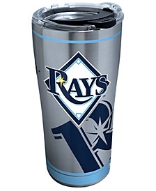 Tampa Bay Rays 20oz. Genuine Stainless Steel Tumbler