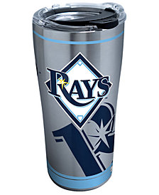 Tervis Tumbler Tampa Bay Rays 20oz. Genuine Stainless Steel Tumbler