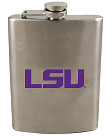 Memory Company LSU Tigers 8oz Stainless Steel Flask